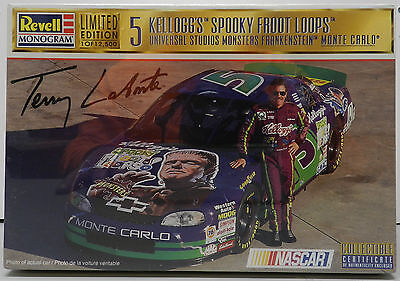 Terry Labonte Spooky Froot Loops Monsters Chevy Monte Carlo Fs Revell Model Kit