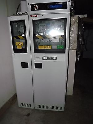 Sci Boc Silane Gas Cabinet, 3 Bottle
