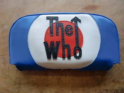 The Who Target Scooter Back Rest Cover (Purse Style)