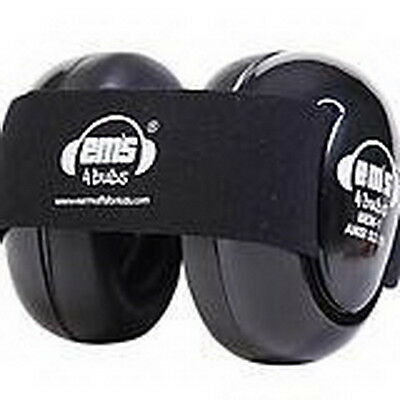 Bubs Hearing Protection Sound Baby Infant Earmuffs Headband Safety Comfort Soft