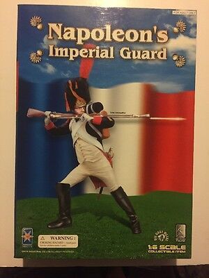 "IGNITE Toys 12""  NAPOLEON'S IMPERIAL GUARD Action Figure (Dragon )"
