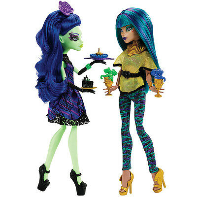 Monster High Scream and Sugar 2 Doll Pack