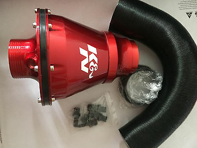 K&N Universal APOLLO Closed Air intake system