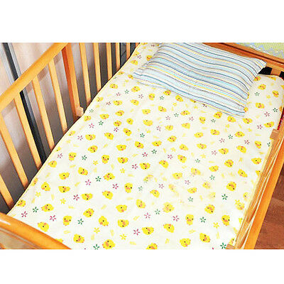 Infant Baby Home Soft Cotton Waterproof Urine Pad Mat Cover Changing Pad Sheet