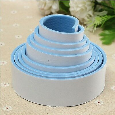 1 Pc Baby Safety Table Corner Edge Cushion Strip Soft Guard Protection Blue 2m