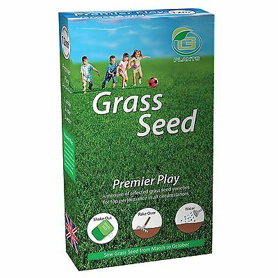 G Plants 200g Grass Seed Premier Play