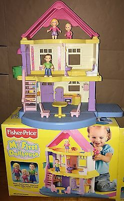 Fisher Price  - Little People My First Dollhouse pick up Narre Warren Sth, VIC