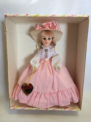 NEW Vtg Effanbee Collectors Choice Ltd Ed Magnolia Doll Southern Belle Exclusive