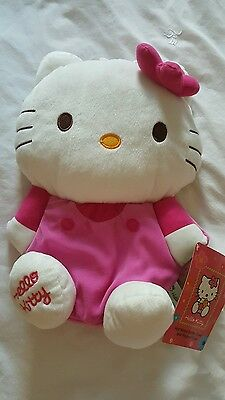 Hello Kitty Hot Water Bottle Cover - NEW WITH TAGS