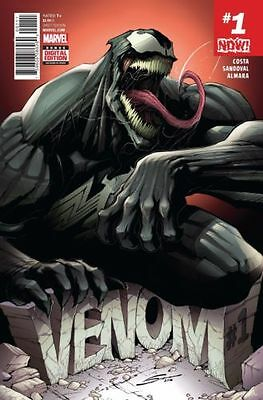 NOW VENOM #1 2016 (MARVEL NOW 1ST PRINT) Bagged & Boarded NM