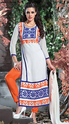 Indian Bollywood Designer Lehenga Anarkali Dress Kameez Suit Ethnic Pakistani !