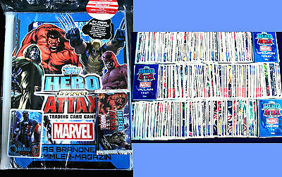 Topps HERO ATTAX SERIE 2 The Avengers Edition1 - Starter Set Pack+50 Karten Film