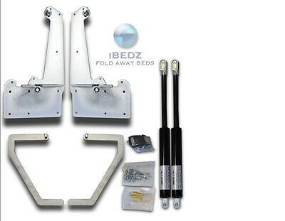 ibedz wall bed mechanism for king size horizontal / vertical