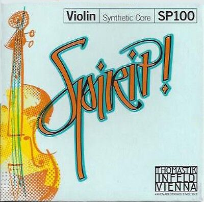 Thomastik SPIRIT! SP100 4/4 Cordes De Violon LOT