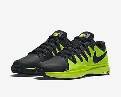 B26 Nike Zoom Vapor 9.5 Tour Clay Uk 8.5 Eur 43 Us 9.5 631457-700