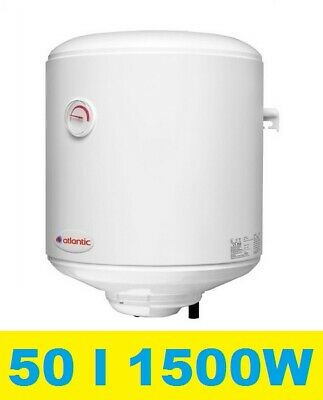 NEW Electric HOT Water Heater Boiler Cylinder Tank 50 L 1500W 36 Month Warranty