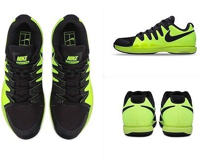 B27 Nike Zoom Vapor 9.5 Tour Federer Shoe Uk 7.5 Eur 42 631458-700