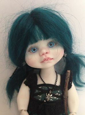 Fairy Witch doll porcelain ball jointed bjd By Natasha Yaskova Russian Artist