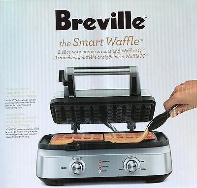 Breville Smart Waffle Pro 2 Square
