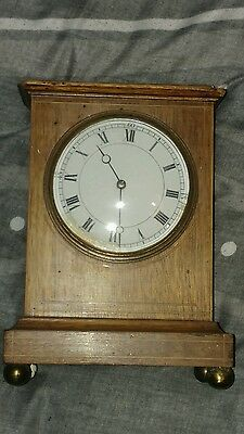 french movement drum mantle clock spares and repairs