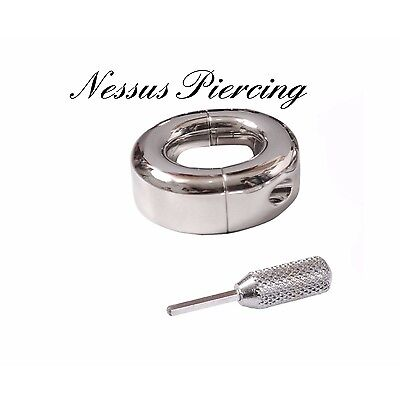 Ball stretchers oval design BDSM Piercing Adult weighted urethral sound weighted