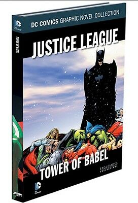 JLA Graphic Novel - DC Collection - DC Comics - Tower of Babel New Unread