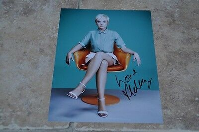 "Helen George Signed 10.5""x 8"" Colour Photo Call The Midwife "" Trixie"""