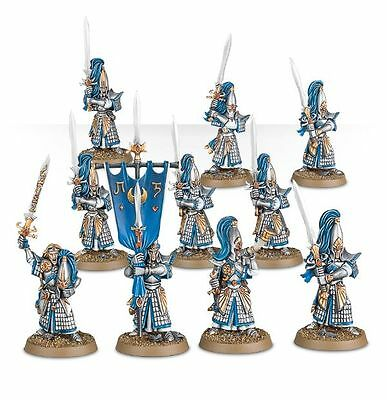 Warhammer Spire of Dawn - High Elves Swordmasters x10 - Games Workshop