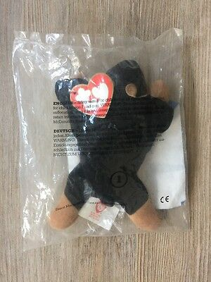 BNIB Collectable BEANIE BABIES | DOBY DOG McDonalds Happy Meal Toy 1993