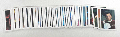 Star Trek III The Search for Spock Topps 1984 Trading Cards 60 Cards Set