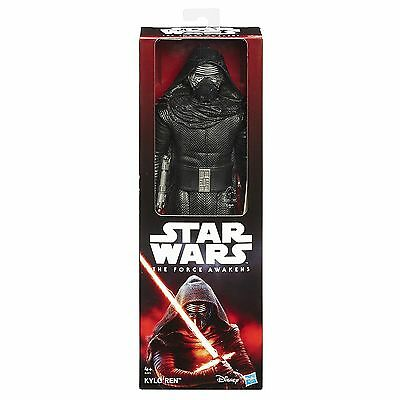Kylo Ren Star Wars The Force Awakens 12 Inch Action Figure New Hasbro