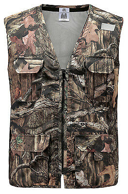 Mossy Oak Camouflage Hunting Vest