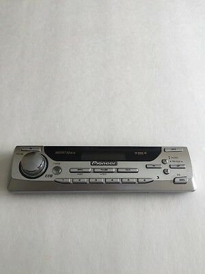 Pioneer DEH-P8400MP CD Player In Dash Receiver STEREO FACEPLATE ONLY!!