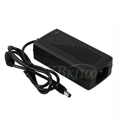 AC100-240V To DC12V 4/5/8A Power Supply Adapter Charger Converter  LED Display