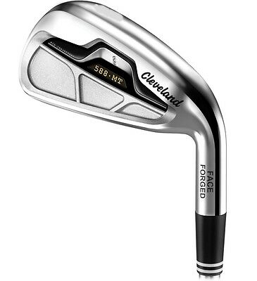 Cleveland 588 Mt Dual Wedge - Steel Wedge Flex - Mens Right Hand - New!