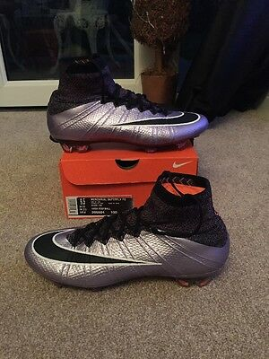 Nike Mercurial Superfly FG Uk Size 8.5 Brand New In Box