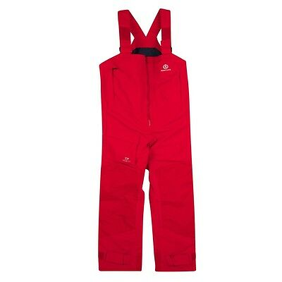 BNWT Henri Lloyd Ultimate Cruiser Salopettes in Red size L - RRP £170. NOW £79.