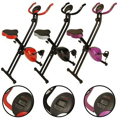 Exercise Bike Esprit BIKE-X Magnetic Foldable Fitness Cardio Workout Bicycle