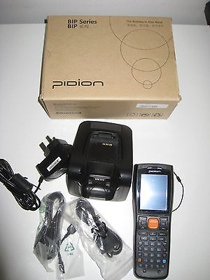 Rugged Handheld Windows Mobile Barcode scanner - Pidion BIP-7000