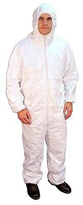 Buffalo Industries (68508) Hooded Polypro Disposable Coverall - Size XXL