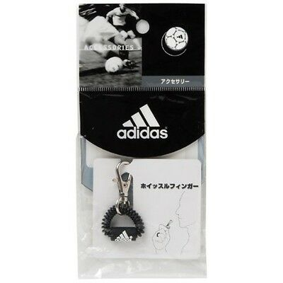 Adidas Football Referee whistle finger Japan Free Shipping