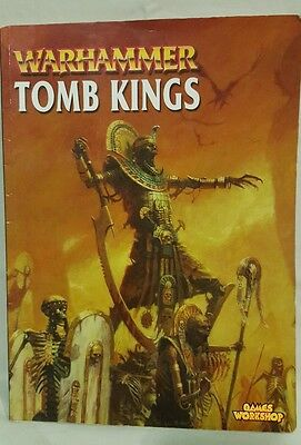 Warhammer Tomb Kings Armies Supplement