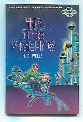 """""""The Time Machine"""", by H.G. Wells, Pendulum Illustrated Picture Classics, comics"""