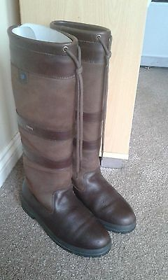 Dubarry Galway Boots Slim Fit Size 39