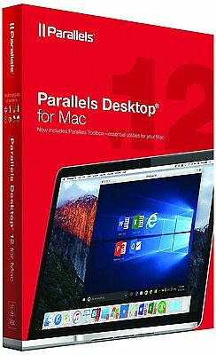 Parallels Desktop v12 MAC Vollversion