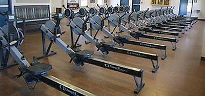 Concept 2 Rowing Machine Model C PM2/3 Monitor 12 Months Parts Warranty,