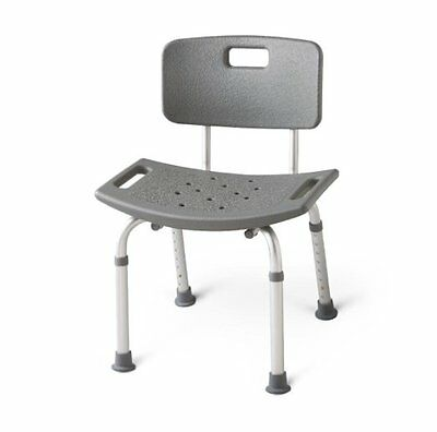 Medline Guardian Bath Bench With Back (Distressed Box)