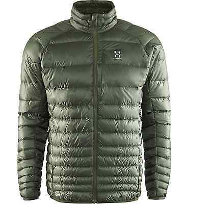 NEW Haglöfs Essens III Insulated Down Jacket 45% Off Was £200 Now ONLY £110