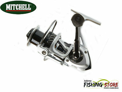 Mulinello Mitchell Mag Pro 3000 R Pesca Spinning Bolognese 7+1 Cuscinetti New