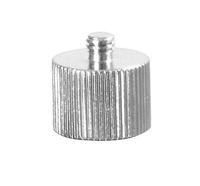 On-Stage MA125 1/4-Inch Male to 5/8-Inch Female Mic Stand Screw Adapter